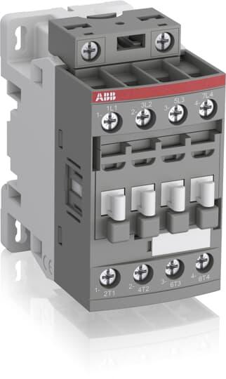 ABB AF09-40-00-14 CTR,4P,AC1-25A,25