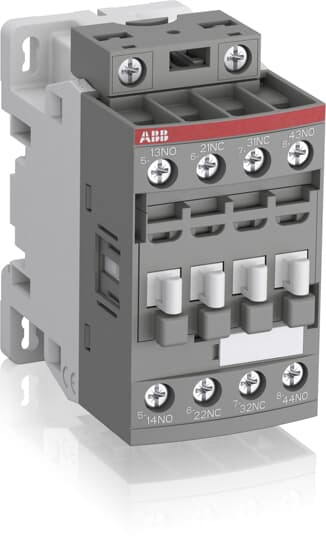 ABB NF40E-14 RLY,4NO,250-500VAC/DC