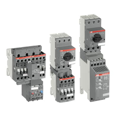 3 Pole Contactors And Overload Relays For Motor Starting Motor