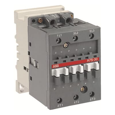 ABB b50 Power Switch Contactor Contactor 22kw at 400v ith 125a Coil 380//400v