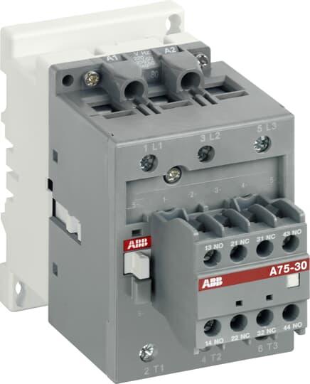 ABB Stotz-contatto leistungsschütz a40-30-10 220-230v