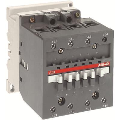 ABB A50-40-00-42 A50,4P CONTR,277/6