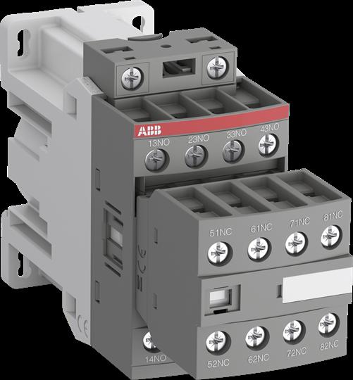 Abb 145 30 Contactor Wiring Diagram