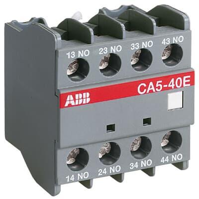 ABB CA5-22M AUX BLK, 2NO-2NC