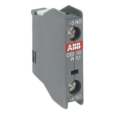 ABB CE5-10D0.1 Auxiliary Contact Block
