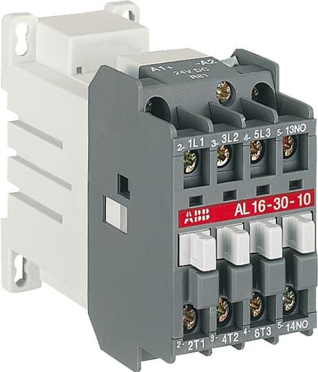 ABB AF16-30-10-41 3p 16a 24-60v Contactor NEW 1yr Warranty