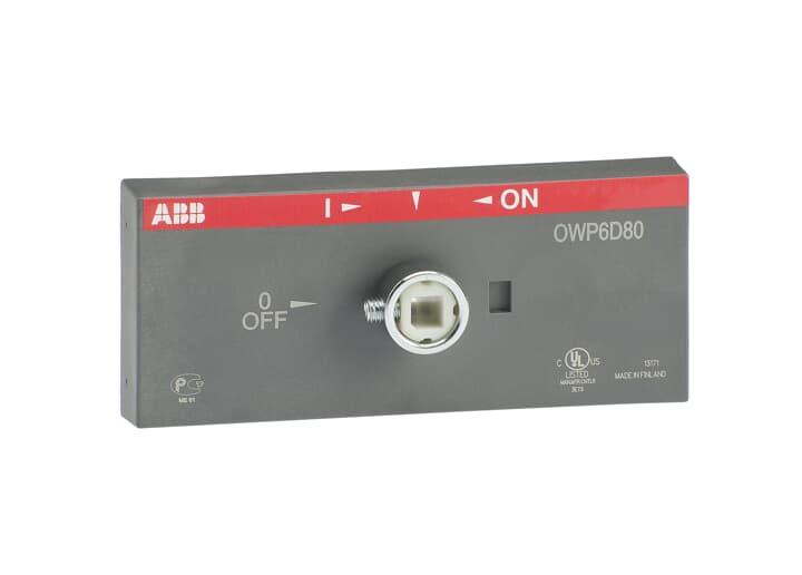 ABB OWP6D80 6P MECH OT45,63F