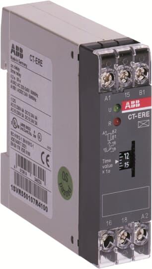 ABB 1SVR550100R5100 CT-ERE TIME REL