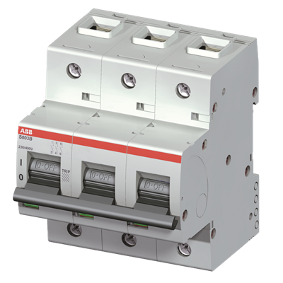 High performance circuit breakers
