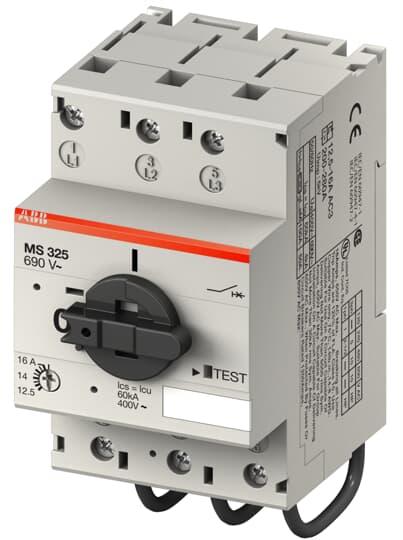 New ABB MS325 20-25A