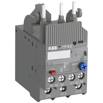 Thermal Overload Relays Explosion Protective Components Systems Abb