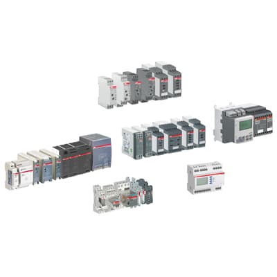 Electronic relays and controls | ABB