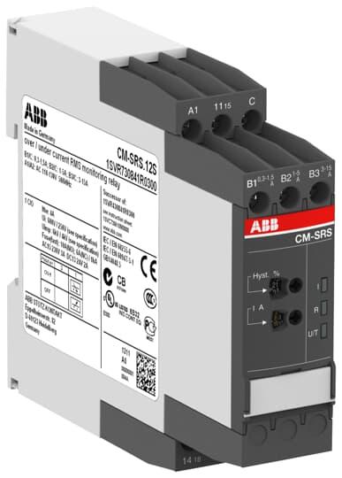 ABB 1SVR740840R0200 CM-SRS.11P CURR