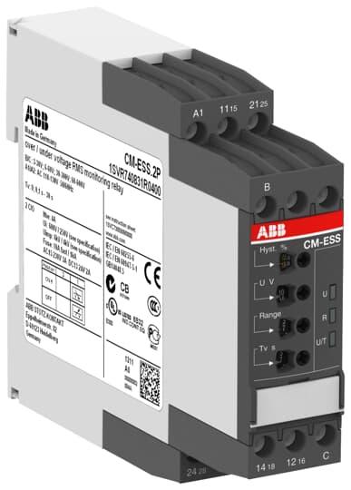 ABB 1SVR740831R0400 CM-ESS.2P VOLTA