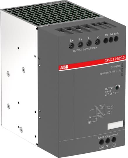 ABB CP-C 1 24/20 0