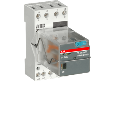 cr u range interface relays and optocouplers (electronic relays