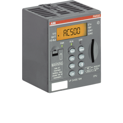 CPU AC500-XC