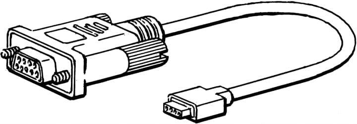 ABB Pluto cable serial