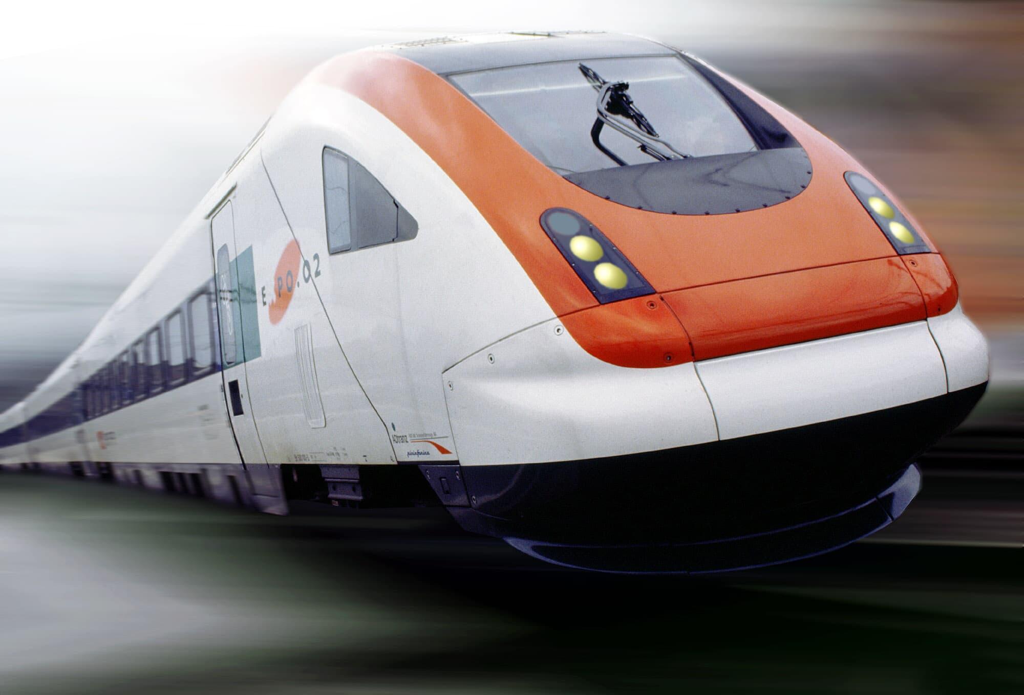 Aplikace pro železnice