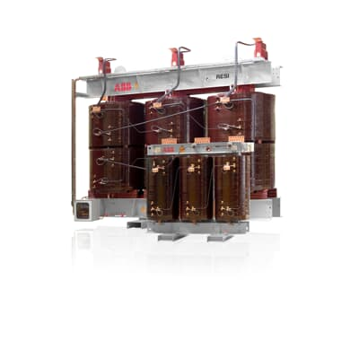 RESIBLOC transformers - Medium voltage dry-type transformers