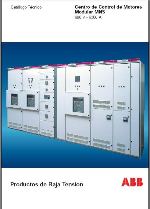 Centro de Control de Motores Modular MNS