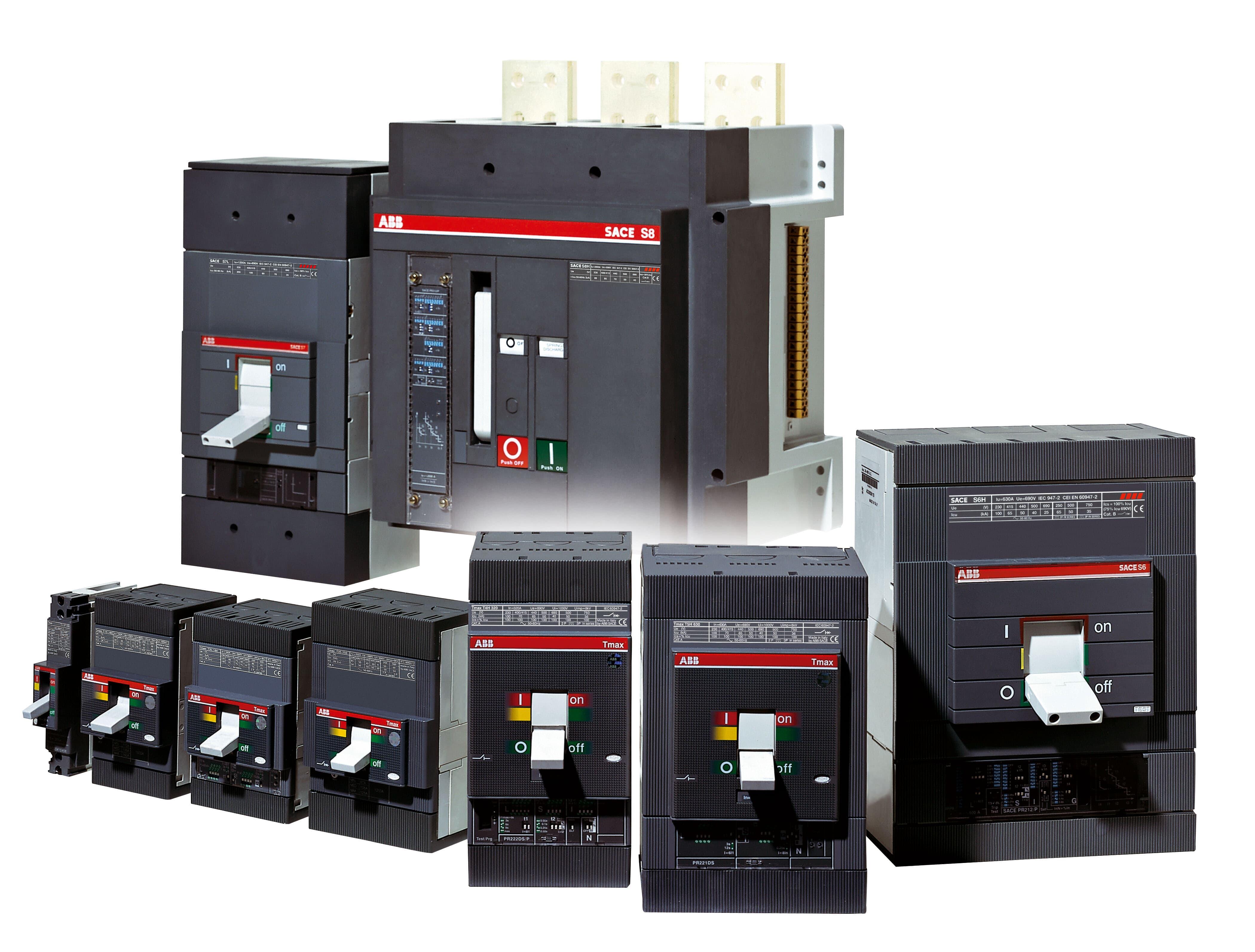 LV Circuit Breakers