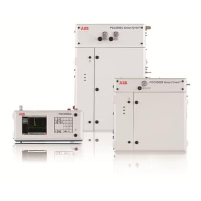 Process Gas Chromatographs PGC5000 Series - Analytical