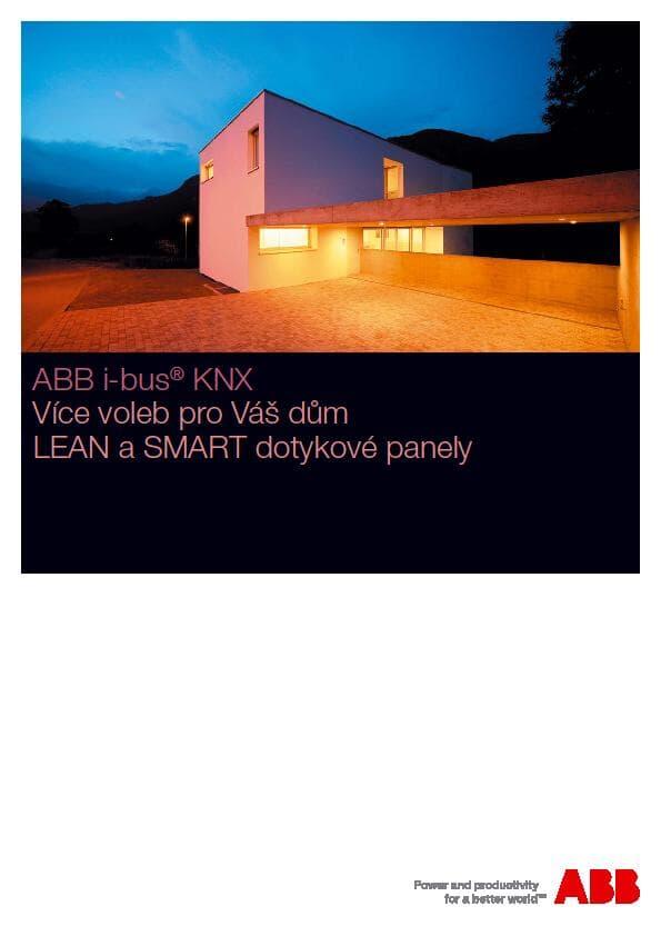 Prospekt ABB i-bus® KNX - Více voleb pro váš dům