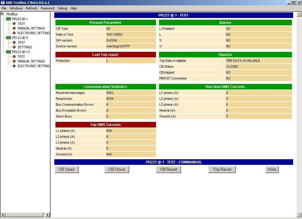 Monitorovací systémy