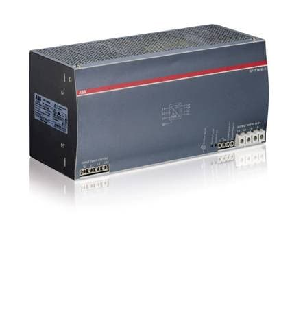 CP-T 40 Amp 3 phase power supply, single product image, low resolution, limited use on the web. Inserted as a margin image.