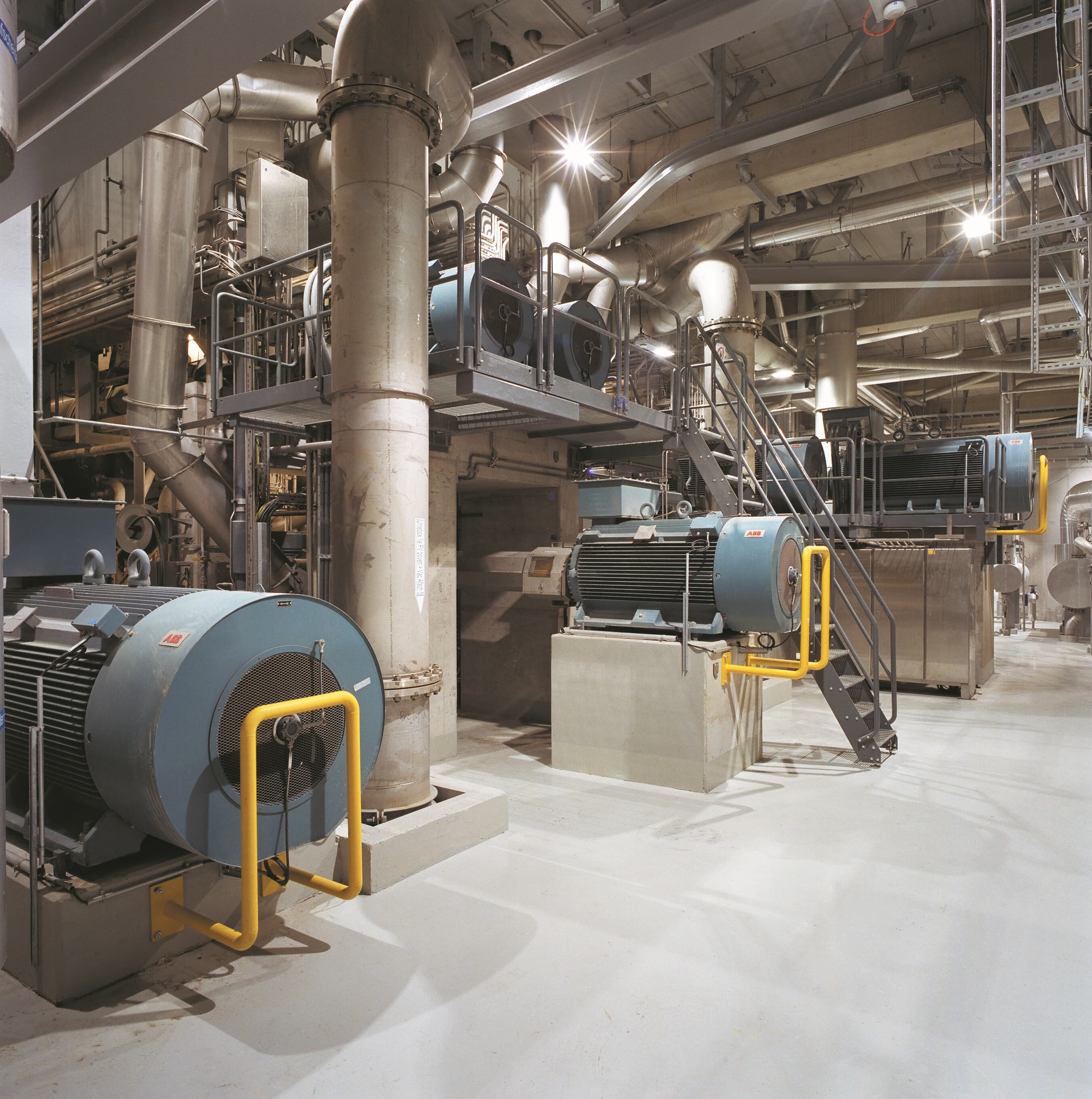 New ABB Remote Service improves Paper Drives system performance