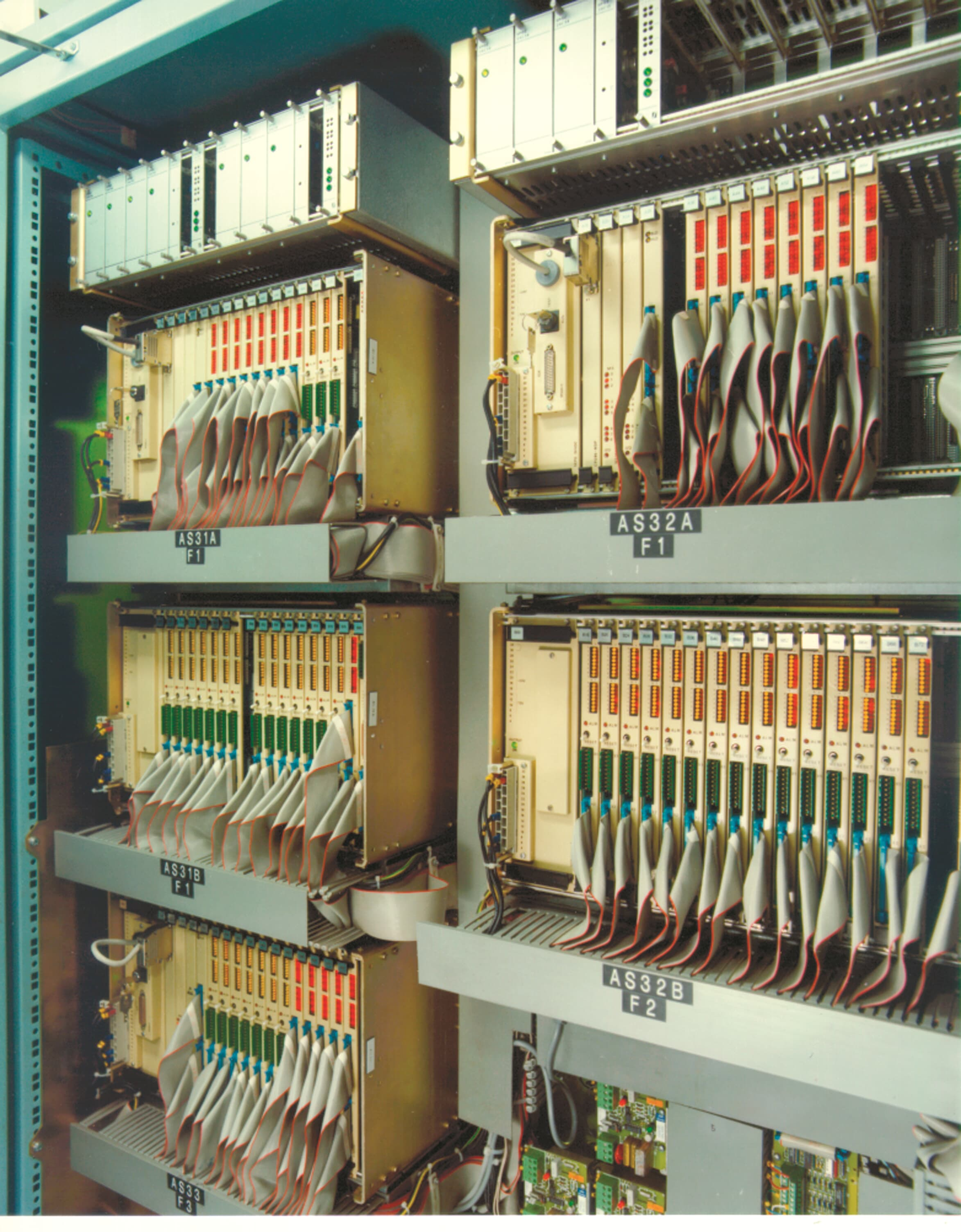 Legacy application controllers
