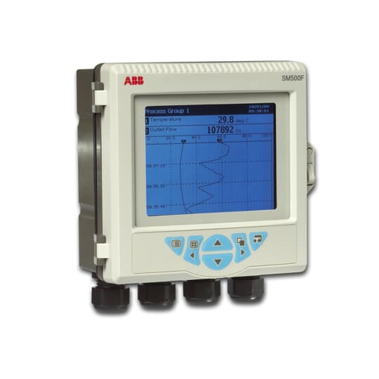 presentation sm500f field mount paperless recorder paperless recorders abb magmaster wiring diagram at arjmand.co