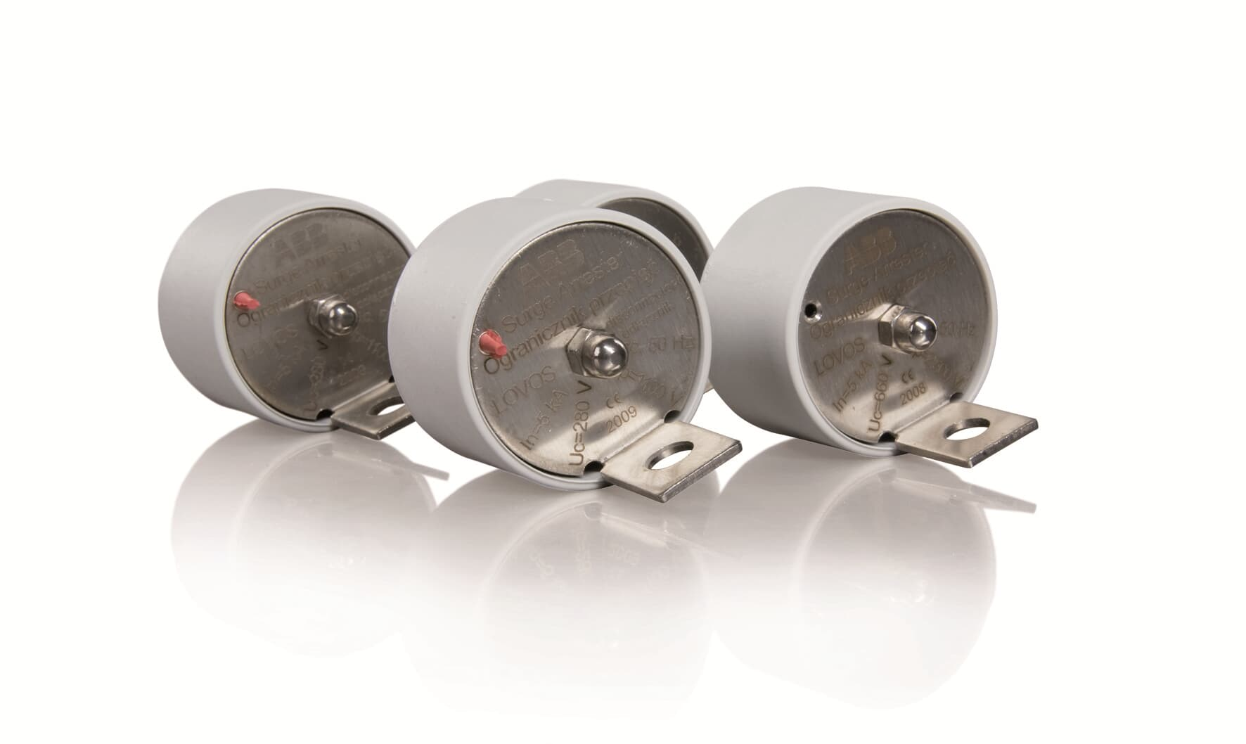 Low Voltage Surge Arresters (<1kV)