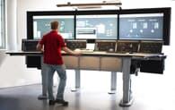 The modern System 800xA Extended Operator Workplace reduces time to decision and action in the process industry.