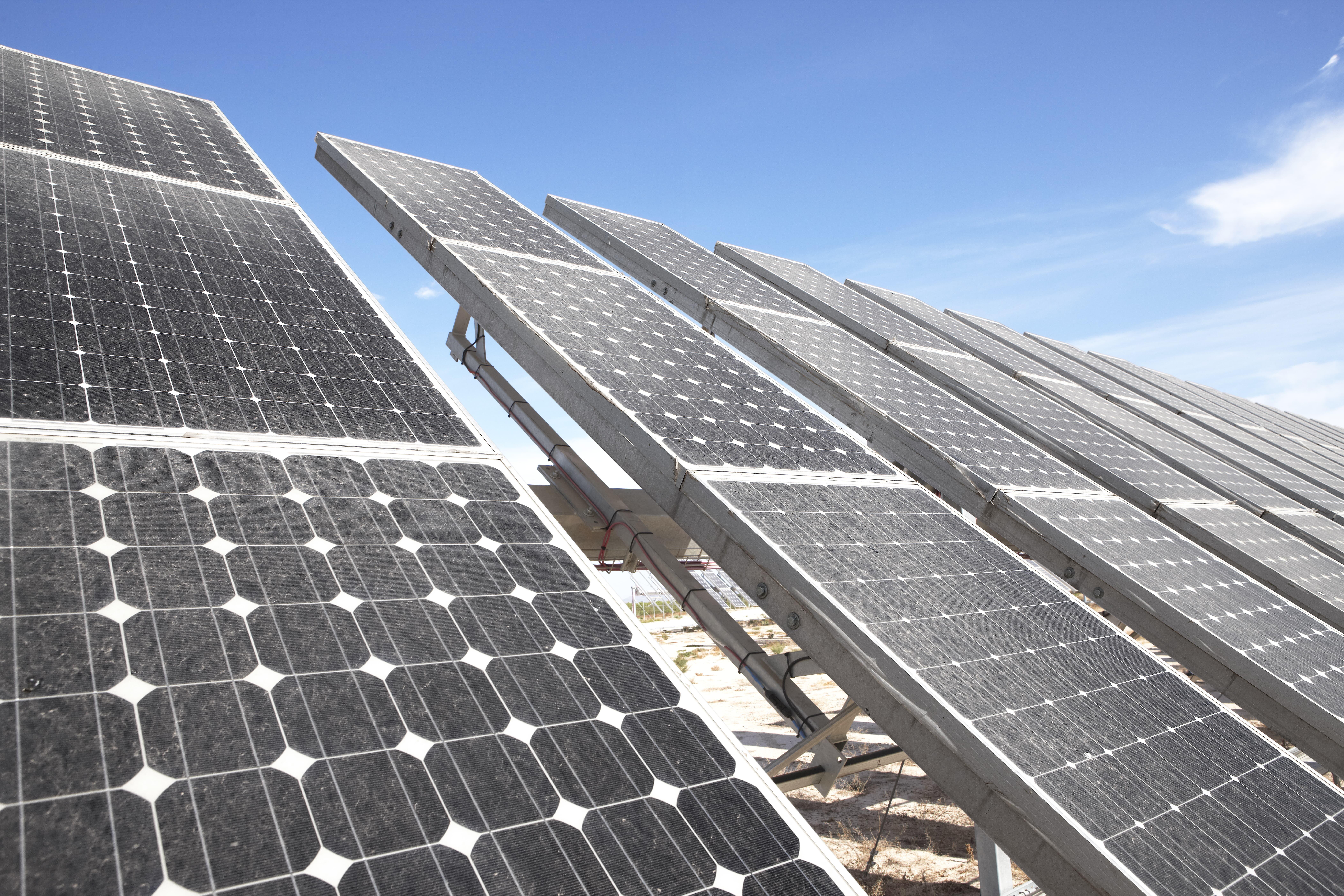 LLave en mano de plantas de energía fotovoltaica