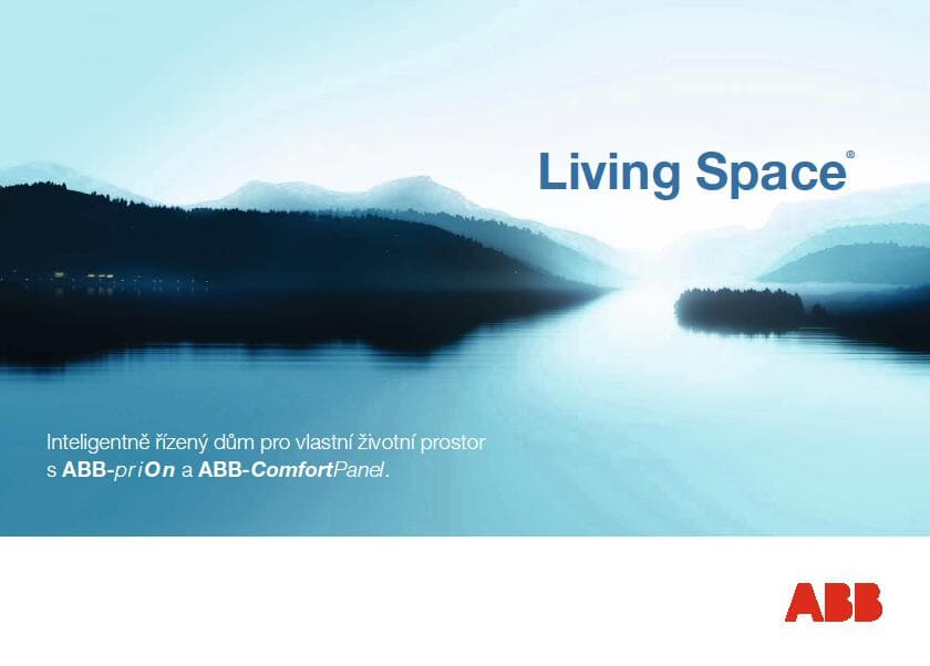 Prospekt ABB i-bus® KNX - Living Space®