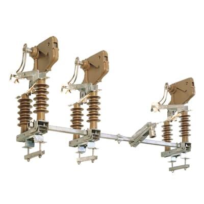Poważnie Rozłączniki i odłączniki napowietrzne - Rozłączniki i odłączniki QL94