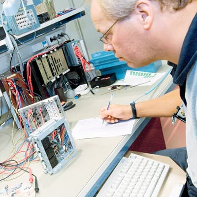 Parts Repair for ABB distributed control system (DCS)