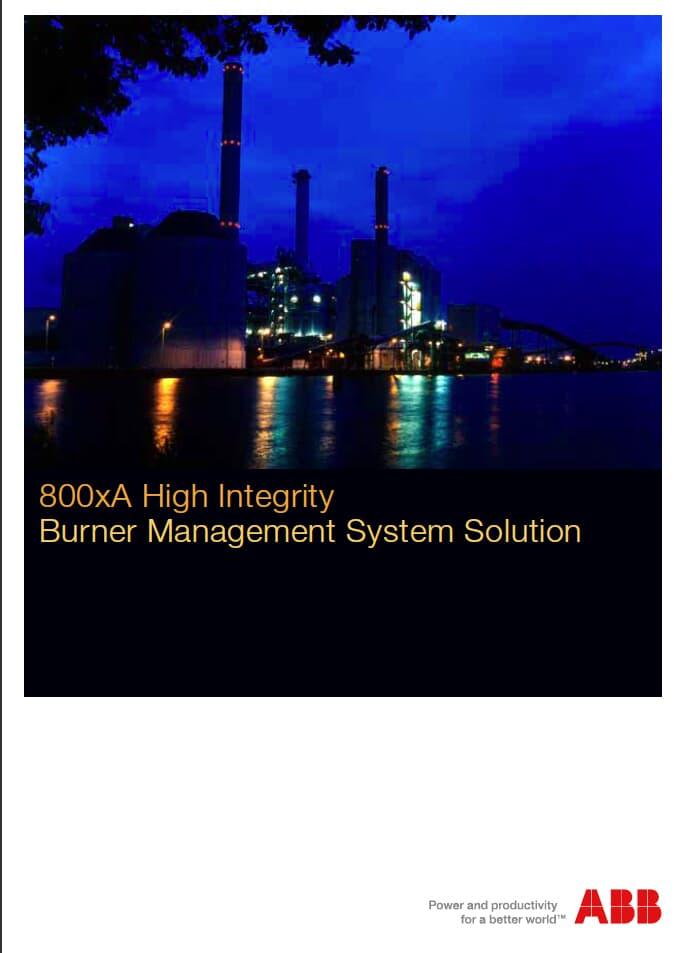 Burner/Boiler Management