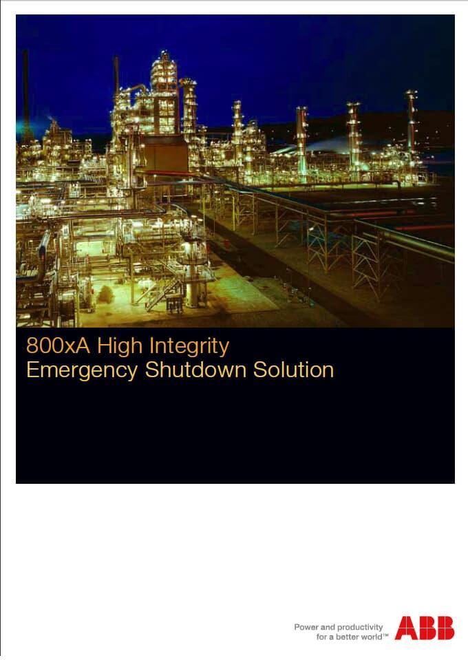 Emergency Shutdown System