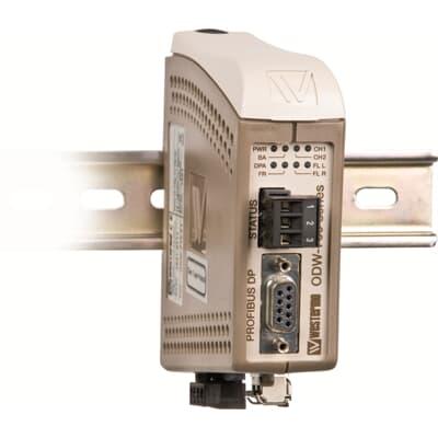 Westermo ODW-710-F2 PROFIBUS-DP Fibre optic modem