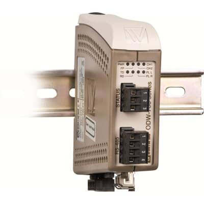 Westermo ODW-730-F2 RS-422/485 fibre optic modem