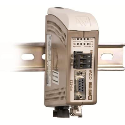 Westermo ODW-720-F2 RS-232 fibre optic modem