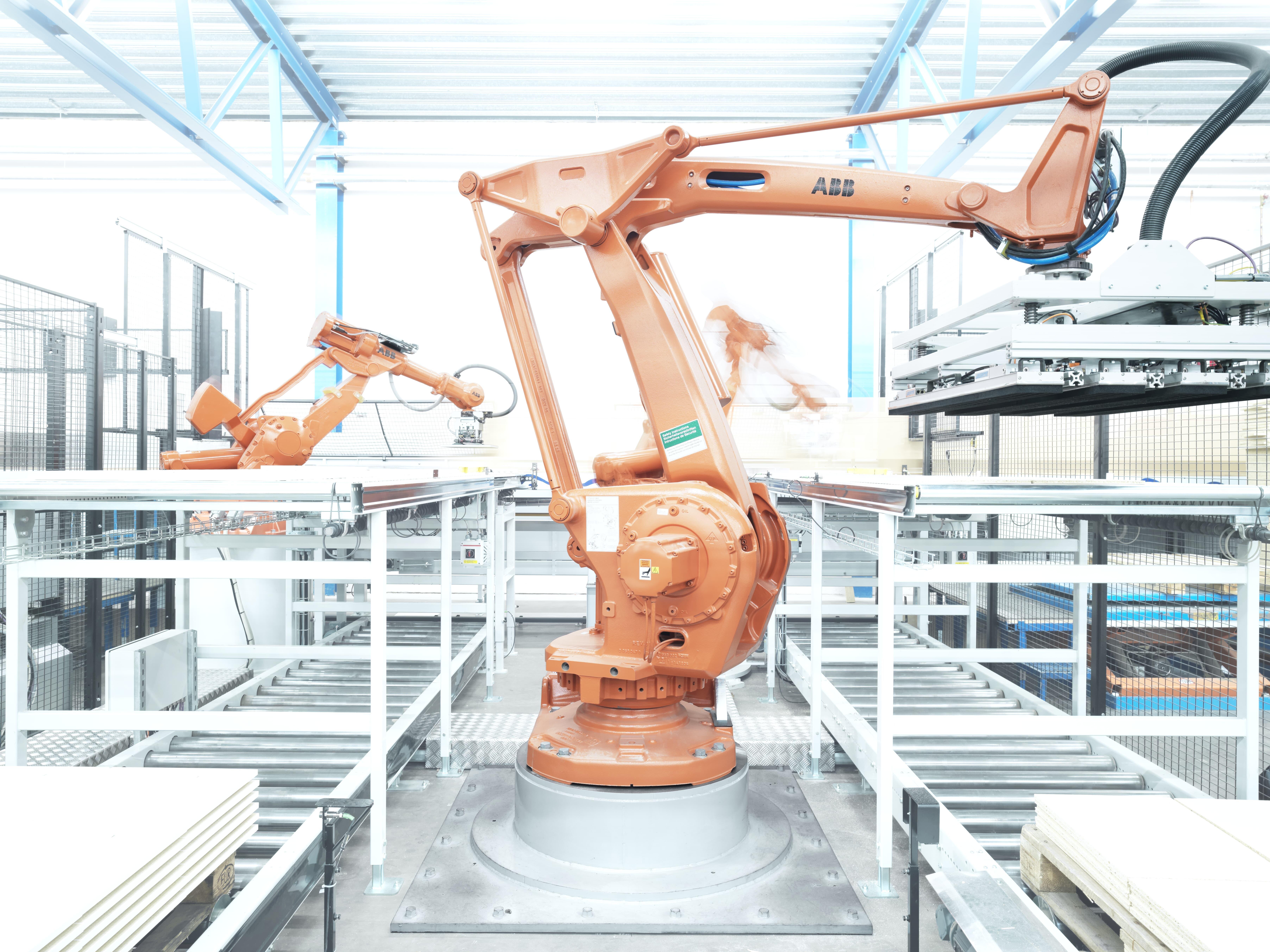 Automatización Discreta y Movimiento [EN]