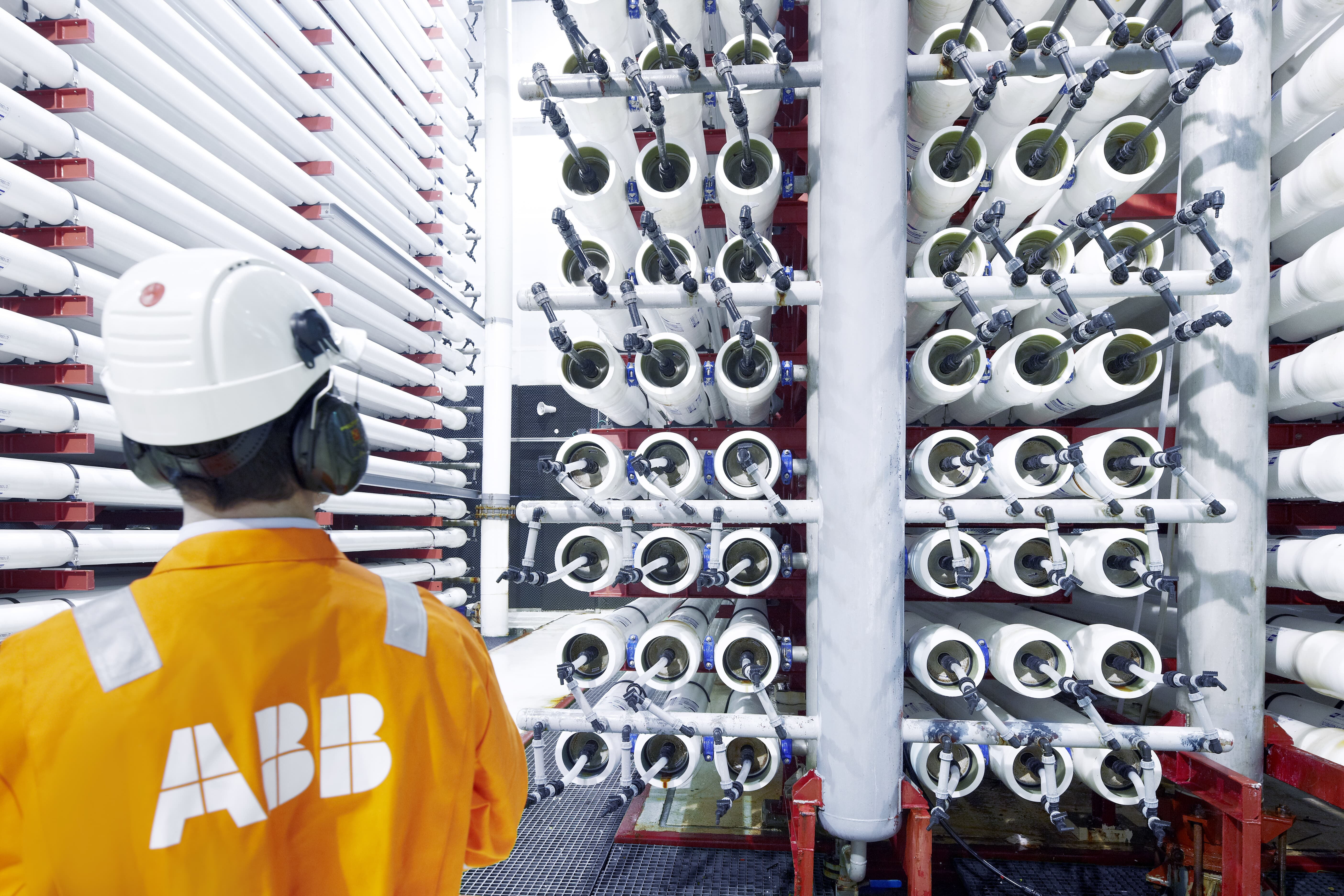 ABB's technology to enhance efficiency of reverse osmosis plants