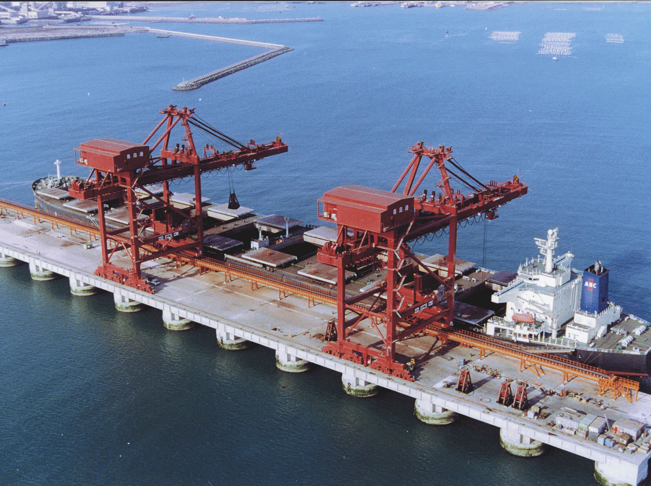 ABB Crane Systems lift business in Quingdao