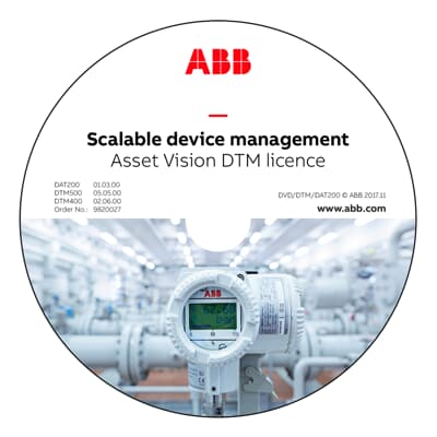 DAT200 et Vision Basic - Device Management, Fieldbus and ... on