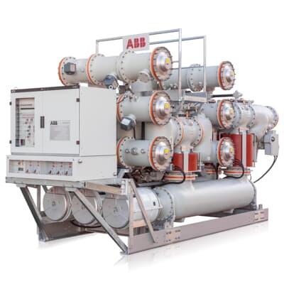 Gas-insulated switchgear