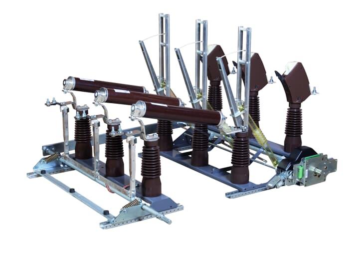 Poważnie Rozłączniki i odłączniki - Aparatura | ABB IB34